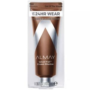 Almay Velvet Foil Crème Shadow 080 Out Of The Wood